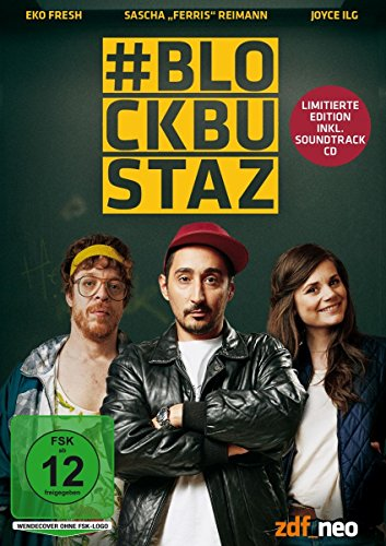 BLOCKBUSTAZ - Staffel 2