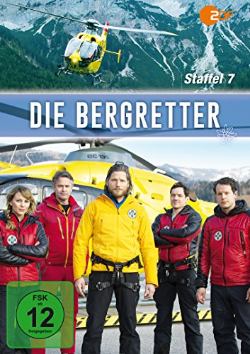 Die Bergretter Staffel 7 (2 DVDs)