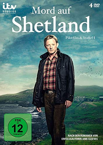 Mord auf Shetland Pilotfilm & Staffel 1 (4 DVDs)