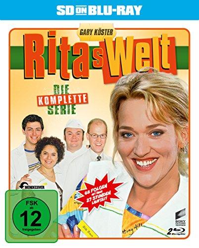 Ritas Welt Die komplette Serie [SD on Blu-ray]