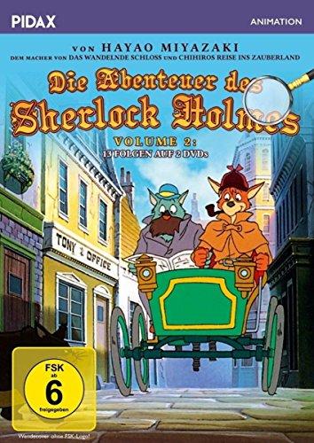 Die Abenteuer des Sherlock Holmes,