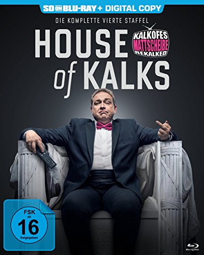Kalkofes Mattscheibe: Rekalked! Staffel 4: House of Kalks [SD on Blu-ray]