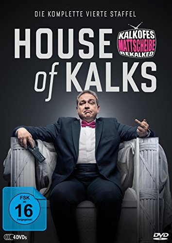 Kalkofes Mattscheibe: Rekalked! - Staffel 4: House of Kalks (4 DVDs)