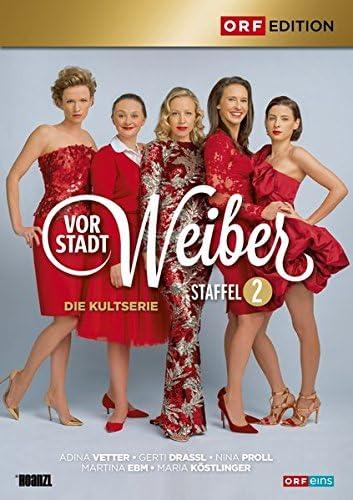 Vorstadtweiber Staffel 2 (Österreich Version) (3 DVDs)