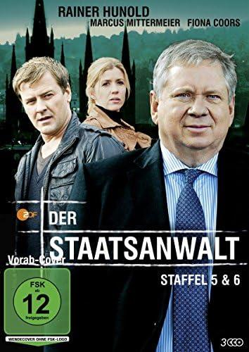 Der Staatsanwalt Staffel 5 & 6 (3 DVDs)