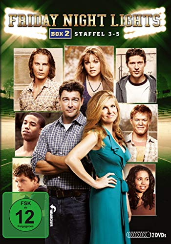 Friday Night Lights Staffel 3-5 (12 DVDs)