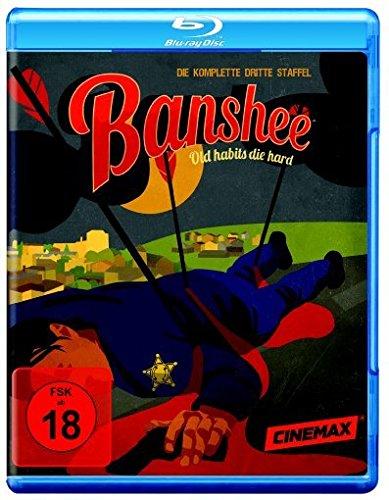 Banshee Staffel 3 [Blu-ray]