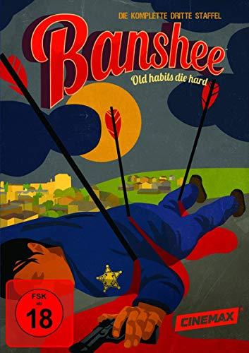 Banshee Staffel 3 (4 DVDs)