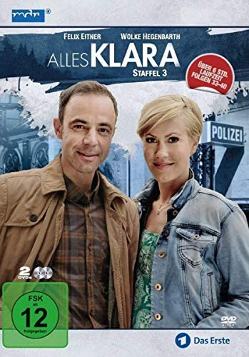 Alles Klara Staffel 1 (Sammeledition) (6 DVDs)