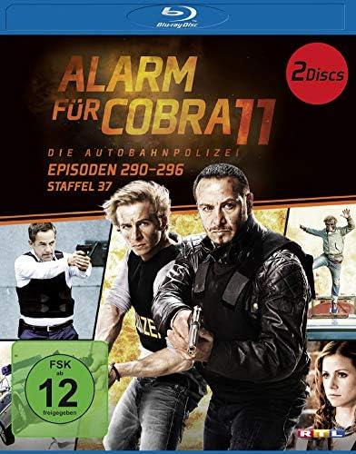 Alarm für Cobra 11 Staffel 37 [Blu-ray]