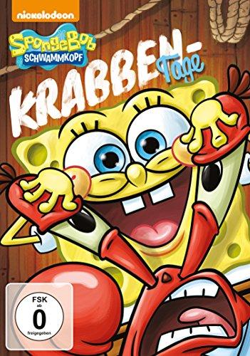 SpongeBob Schwammkopf Krabben-Tage