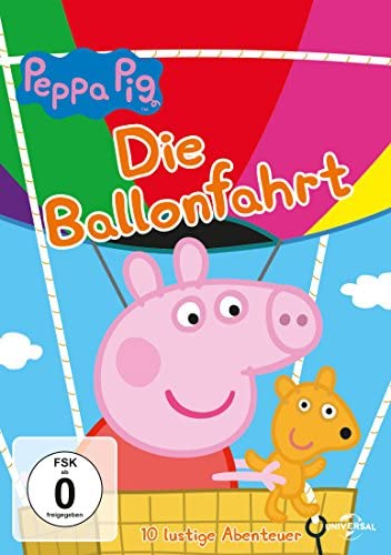 Peppa Pig: Die Ballonfahrt und andere Geschichten
