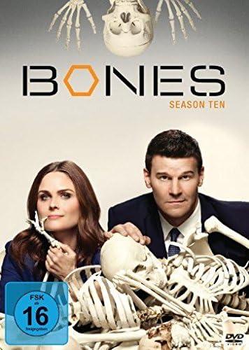 Bones Season 10 (6 DVDs)