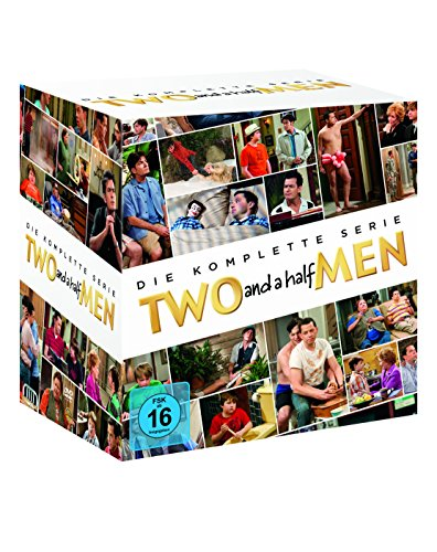 Two and a Half Men Komplettbox (40 DVDs)