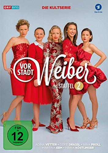 Vorstadtweiber Staffel 2 (3 DVDs)