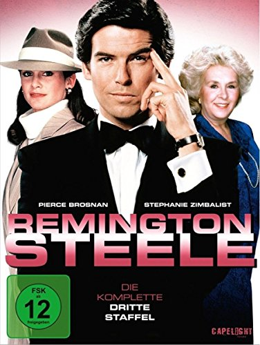Remington Steele Staffel 3 (7 DVDs)
