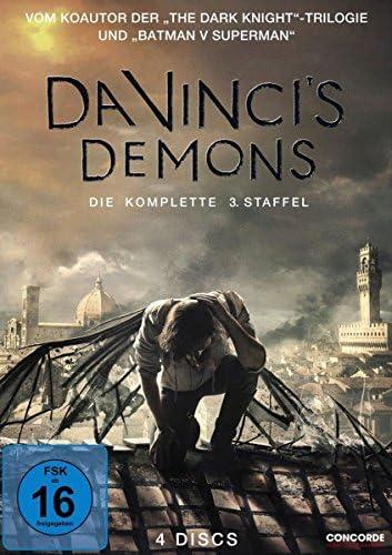 Da Vinci's Demons Staffel 3 (4 DVDs)