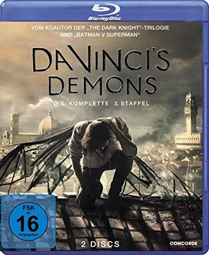 Da Vinci's Demons Staffel 3 [Blu-ray]