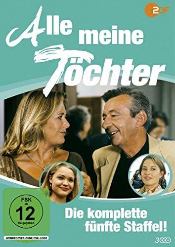 Alle meine Töchter Staffel 5 (3 DVDs)