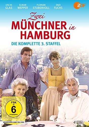 Zwei Münchner in Hamburg Staffel 3 (4 DVDs)