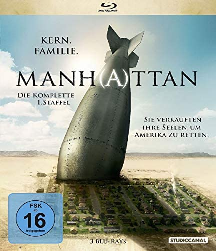 Manhattan Staffel 1 [Blu-ray]