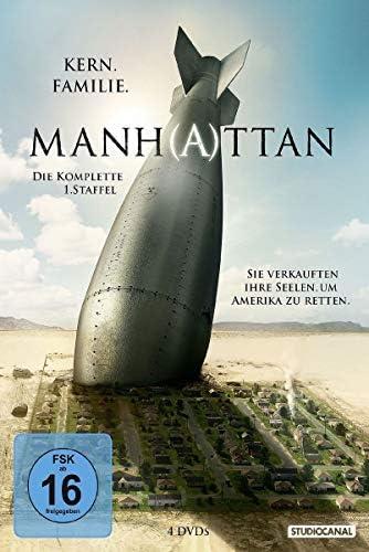 Manhattan Staffel 1 (4 DVDs)