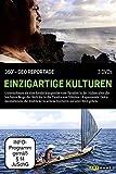 360° - Die GEO-Reportage: Einzigartige Kulturen (2 DVDs)