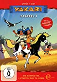 Yakari - Staffel 1 (4 DVDs)