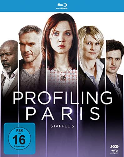 Profiling Paris Staffel 5 [Blu-ray]