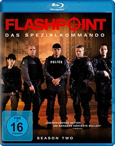 Flashpoint - Das Spezialkommando: Staffel 2 [Blu-ray]