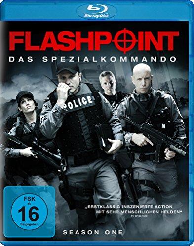 Flashpoint - Das Spezialkommando: Staffel 1 [Blu-ray]