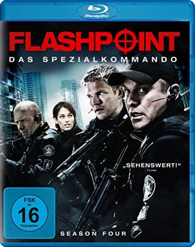 Flashpoint - Das Spezialkommando: Staffel 4 [Blu-ray]