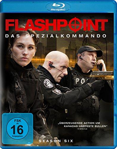 Flashpoint - Das Spezialkommando: Staffel 6 [Blu-ray]