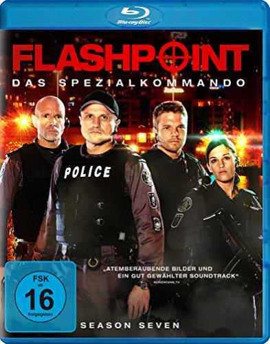 Flashpoint - Das Spezialkommando: Staffel 7 [Blu-ray]