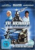 TV Heroes - Die Helden der Mattscheibe: Airwolf - Der Film / Kampfstern Galactica / Buck Rogers (3 DVDs)