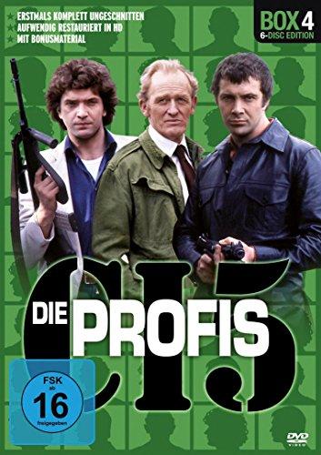 Die Profis Box 4 (6 DVDs)
