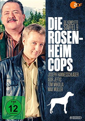 Die Rosenheim Cops Staffel  9 (6 DVDs)