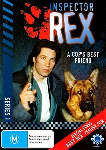 Kommissar Rex Staffel 1 / Inspector Rex: A Cop's Best Friend (Series 1) - 4-DVD Set ( Kommissar Rex )