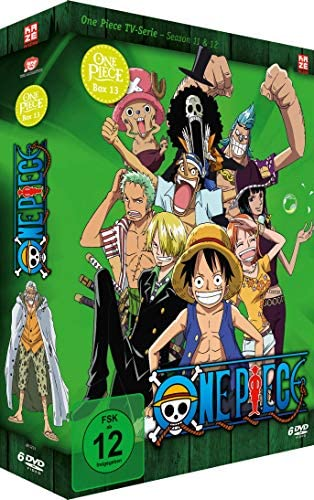 One Piece TV-Serie, Vol.13 (6 DVDs)