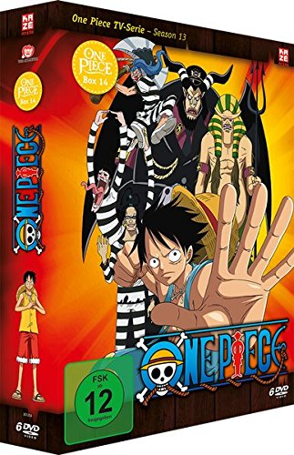 One Piece TV-Serie, Vol.14 (6 DVDs)
