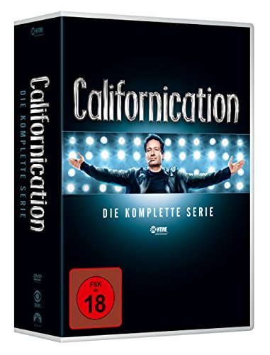 Californication Die komplette Serie (16 DVDs)