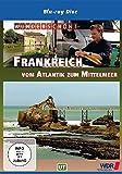Wunderschön! - Frankreich: Vom Atlantik zum Mittelmeer [Blu-ray]