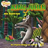 King Julien - Hörspiel, Vol. 4: Der Regentanz