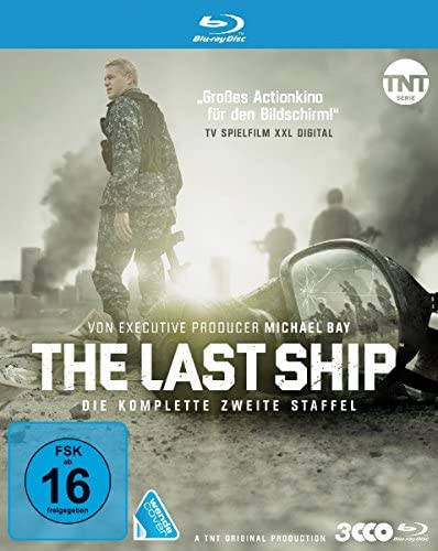 The Last Ship Staffel 2 [Blu-ray]