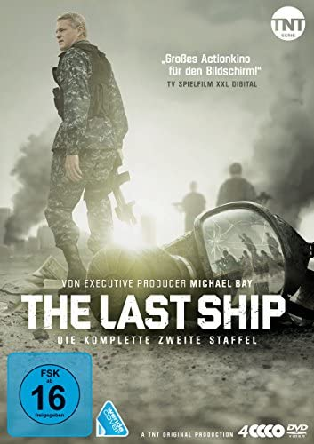 The Last Ship Staffel 2 (4 DVDs)