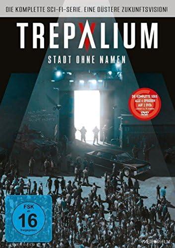 Trepalium - Stadt ohne Namen 2 DVDs