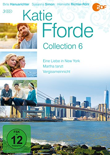 Katie Fforde - Collection  6 (3 DVDs) Box  6 (3 DVDs)