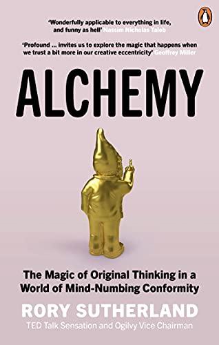Alchemy — Rory Sutherland