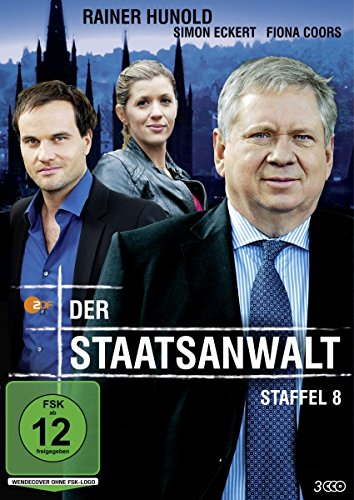 Der Staatsanwalt Staffel 8 (3 DVDs)