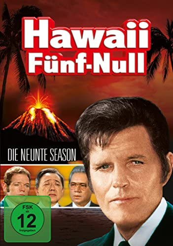 Hawaii Fünf-Null Staffel  9 (6 DVDs)